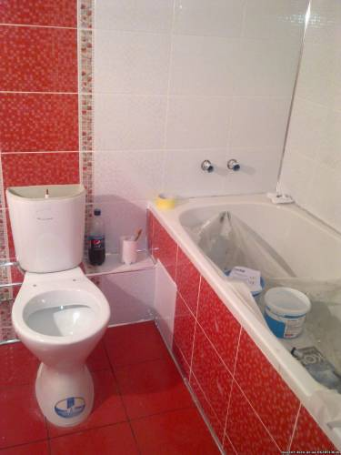 Ванные комнаты - Наши работы - Наши